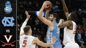 Video: North Carolina vs Virginia ACC Basketball Highlights 11/03/18 HD